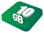 Plan A Hosting 10GB 500 บาทต่อปี