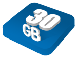 Plan B 30GB ชำระ 1ปี 500 บาท