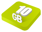 PLAN D 10GB 1000 บาทต่อปี