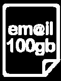 Email Hosting 100GB